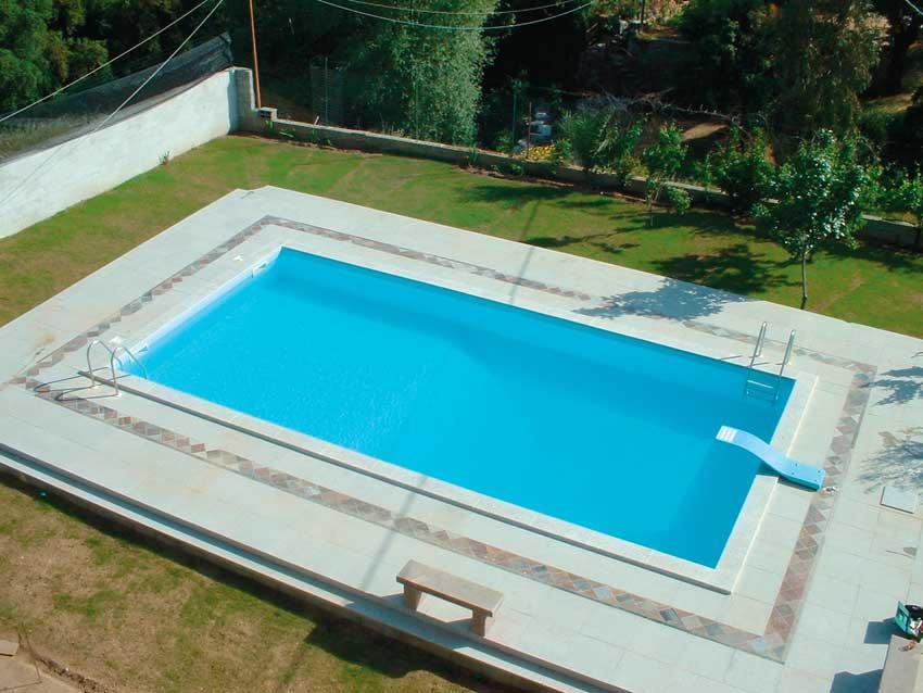 Foto piscine interrate fabulous piscine piscine interrate - Costo piscina chiavi in mano ...