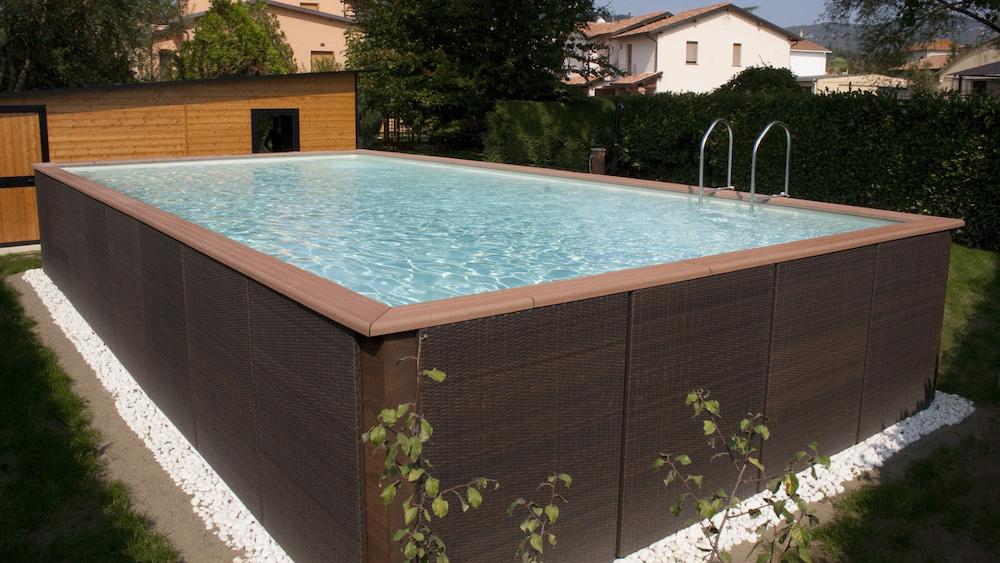 Piscine laghetto sorgente solare piscine da sogno - Piscine rigide fuori terra ...