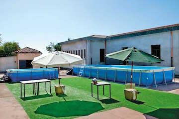Parco ricreativo sorgente solare piscine da sogno - Piscine smontabili ...